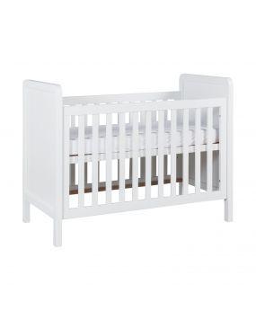La Première White  - Cot bed