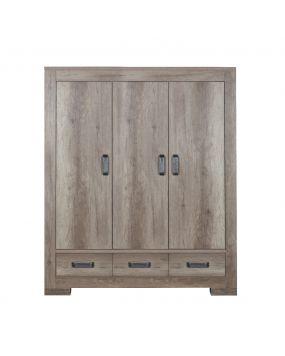 Lodge - Armario (3 puertas)