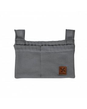 Knitted Antracita - Bolsa de almacenamiento