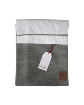 Knitted Antracita - Ropa de mini-cuna